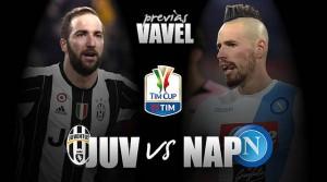 Previa Juventus - Napoli: una vía de escape
