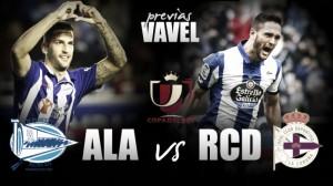 Previa Deportivo Alavés - Deportivo de La Coruña: el premio son los cuartos