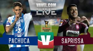 Resultado y goles del Pachuca 4-0 Saprissa de la Concachampions 2017