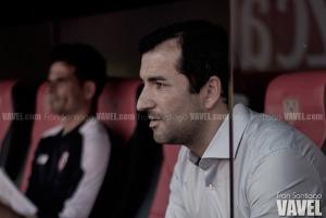 """Diego Martínez: """"Resultado injusto, creo que mi equipo ha merecido ganar"""""""