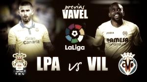 Previa Las Palmas - Villarreal: Ganar para seguir aspirando a la Champions