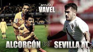 Previa AD Alcorcón - Sevilla Atlético: tres puntos para huir de la quema