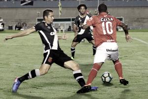 Vasco recebe Vitória no jogo de ida pela terceira fase da Copa do Brasil