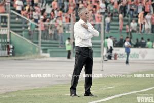 """Sergio Bueno: """"Ahora tendremos que jugar con presión de la buena"""""""