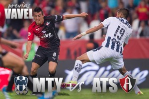 Previa Monterrey - Atlas: duelo con sabor de liguilla