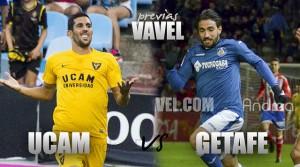 UCAM Murcia– Getafe CF: Lucha de intereses en La Condomina