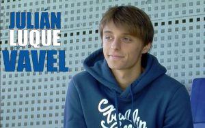 """Entrevista. Julián Luque: """"Jugar en Segunda B fue una decisión arriesgada perosatisfactoria"""""""