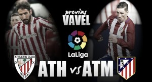 Previa Athletic Club - Atlético de Madrid: duelo entre parientes