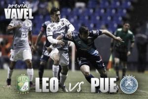 Previa León - Puebla: sin margen de error
