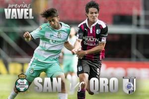 Previa Santos - Querétaro: En busca de volver al triunfo