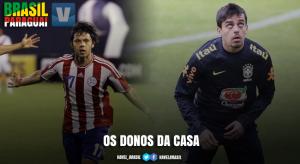 Romero e Fágner: os 'donos da casa' conhecem os atalhos da Arena Corinthians