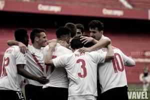 Sevilla Atlético - Valladolid: puntuaciones Sevilla At, jornada 34 Segunda División