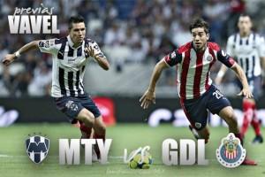 Previa Monterrey - Chivas: con todo por la final de Copa MX