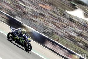 El error que le costó la victoria a Valentino Rossi