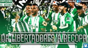 Rumo à Recopa: a gloriosa campanha do Atlético Nacional até a decisão contra Chape