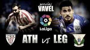 PreviaAthletic - Leganés: encuentro decisivo por la permanencia