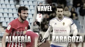 Previa UD Almería - Real Zaragoza: tercera final