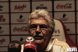 """Ricardo Ferretti: """"Tenemos que aprovechar estos dos juegos de local"""""""