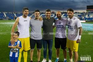 Resumen porteros CD Leganés 2016/2017: Herrerín, el rey