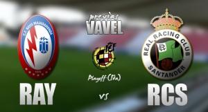Rayo Majadahonda - Racing de Santander: David contra Goliat