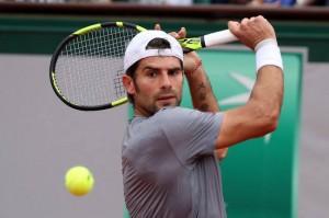 Roland Garros 2018 - Avanti Fognini e Fabbiano, fuori Bolelli e Lorenzi