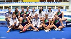 Pallanuoto - World League femminile: il Setterosa travolge l'Ungheria