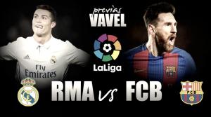 Previa Real Madrid - FC Barcelona: ¡Que comience el espectáculo!