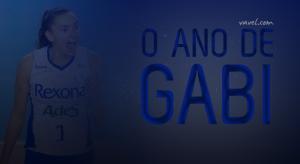 Rio de Janeiro: time, cidade e momentos de Gabi