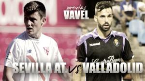 Previa Sevilla Atlético - Real Valladolid: objetivos diferentes, misma ilusión