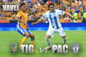 Previa Tigres - Pachuca: primer round por la supremacía del área