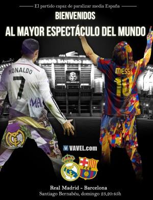 Guía VAVEL del Real Madrid - FC Barcelona: un clásico mágico