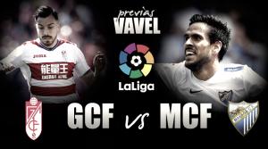 Previa Granada CF - Málaga CF: derbi con objetivos distintos