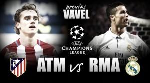 Previa Atlético de Madrid - Real Madrid: Cardiff no puede esperar