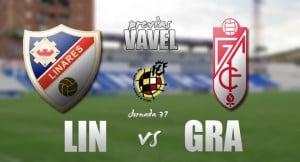 Linares - Granada CF 'B': una final para el Linares