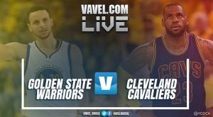 Resultado Golden State Warriors x Cleveland Cavaliers pelo jogo 5 das finais da NBA