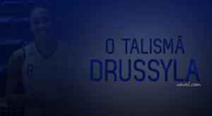 A peça final: utilizada nos playoffs da Superliga, Drussyla pode ser a revelação da competição