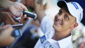 Hirvonen abandona el WRC