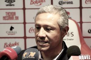 """Roberto Hernández: """"Más sorprendido que ustedes"""""""