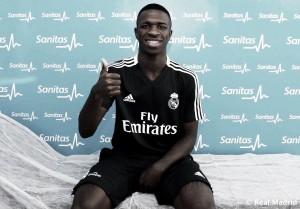 Confira como foi a apresentação de Vinícius Jr. no Real Madrid