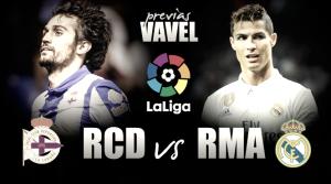 Previa Deportivo – Real Madrid: ¡Levantarse o morir!