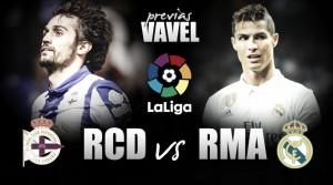 Real Madrid visita La Coruña buscando se recuperar de derrota no El Clásico e voltar à liderança