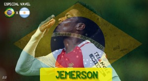 Postulante a uma vaga na Copa do Mundo, zagueiro Jemerson vive evolução no futebol francês