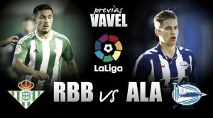 Previa Real Betis - Deportivo Alavés: nueva sesión de maquillaje