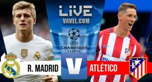 Resultado Real Madrid 3-0 Atlético en ida semifinales Champions League 2017