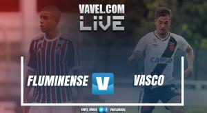 Resultados e gols de Fluminense x Vasco na final da Taça Guanabara Sub-20 (0-1)