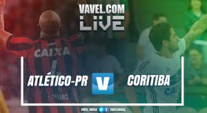 Resultado Atlético-PR 0x3 Coritiba no Campeonato Paranaense 2017