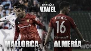 Previa RCD Mallorca - UD Almería: salir de la UVI