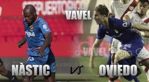 Previa Gimnástic de Tarragona - Real Oviedo: dos rachas negativas que deben acabar