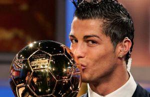 Seis madridistas entre los nominados al Balón de Oro 2014