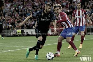 Atlético de Madrid vs Real Madrid en vivo y en directo online en La Liga 2017